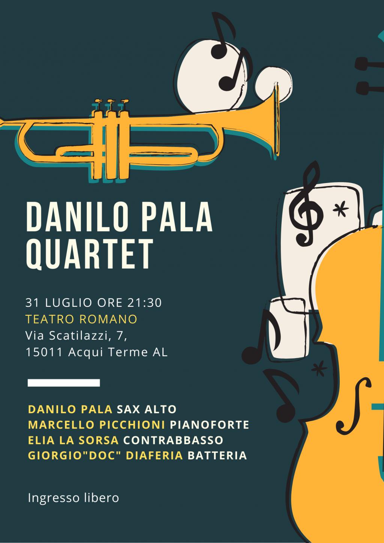 31 luglio il grande jazz ad Acqui Terme!