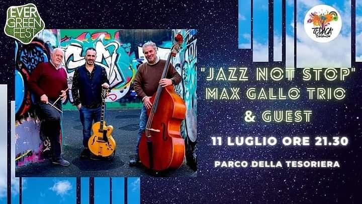 Jazz Not Stop al Parco della Tesoriera