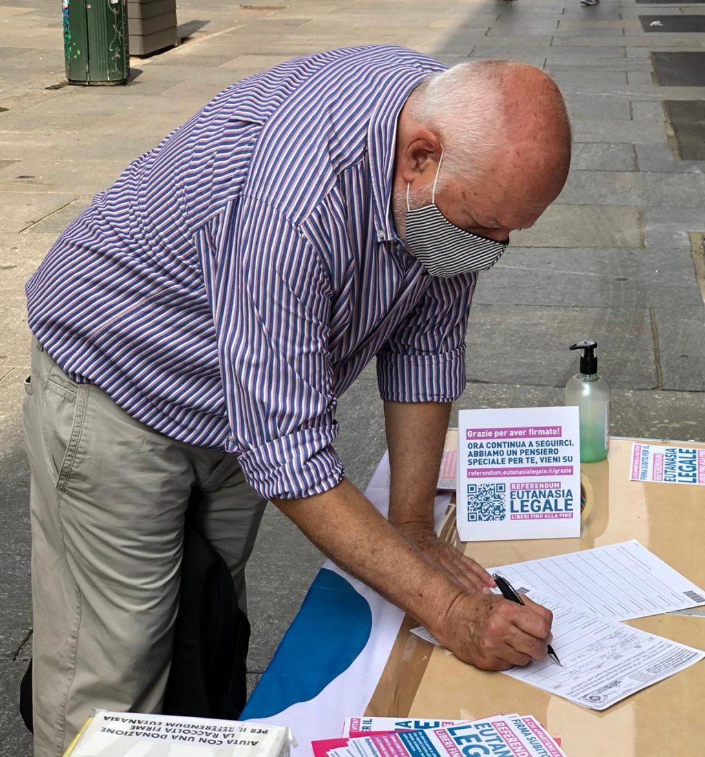 Referendum eutanasia legale: una scelta di libertà e solidarietà